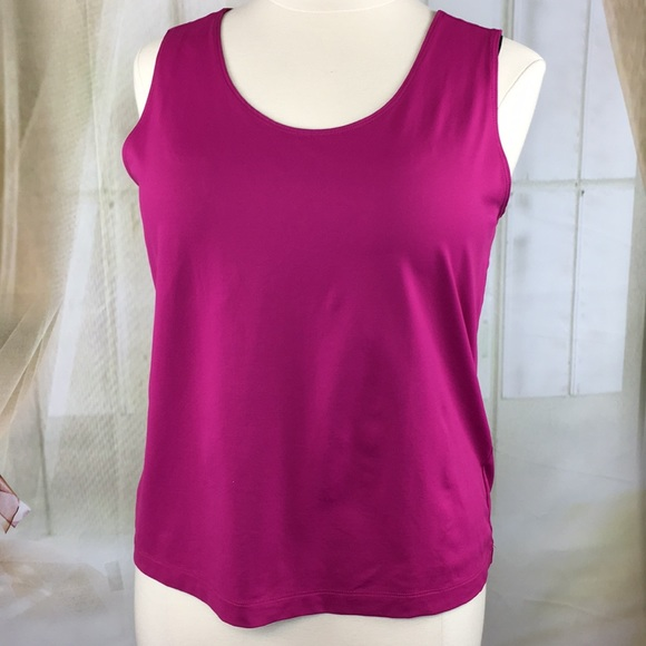 Chico's Tops - Chico's Pink Tank Top